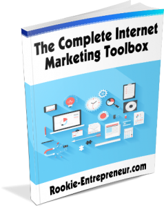 The Complete Internet Marketing Toolbox