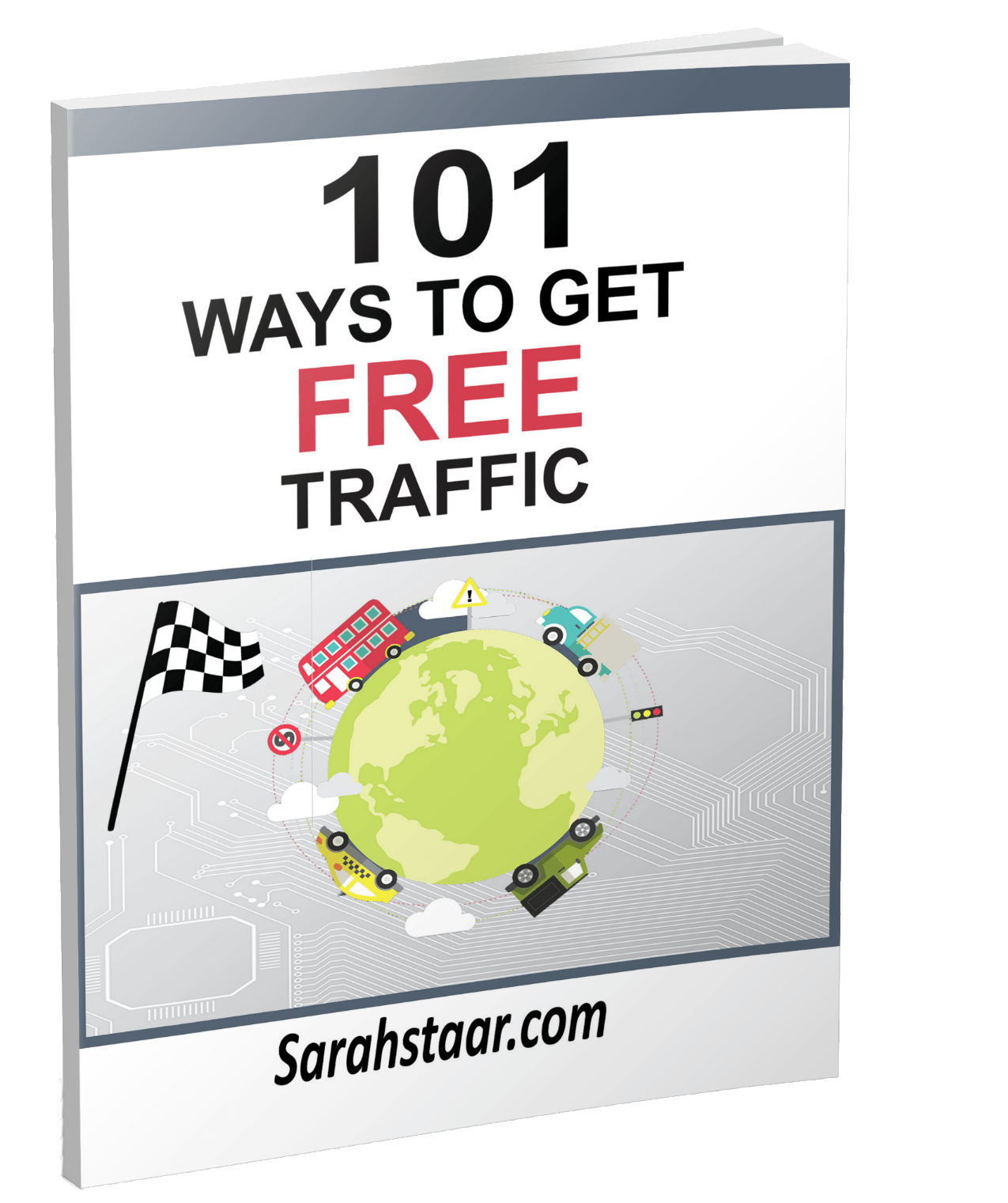 101 ways to get free traffic